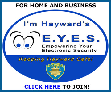 Hayward PD EYES Program